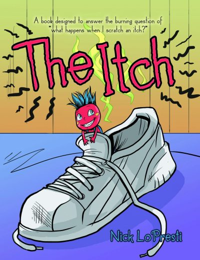 Itch Cover